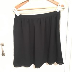 Black Richard Chai for Target miniskirt